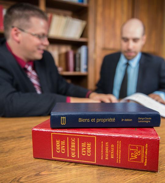 Lefebvre, Lefebvre, Théorêt, Notaires - Conseillers juridiques
